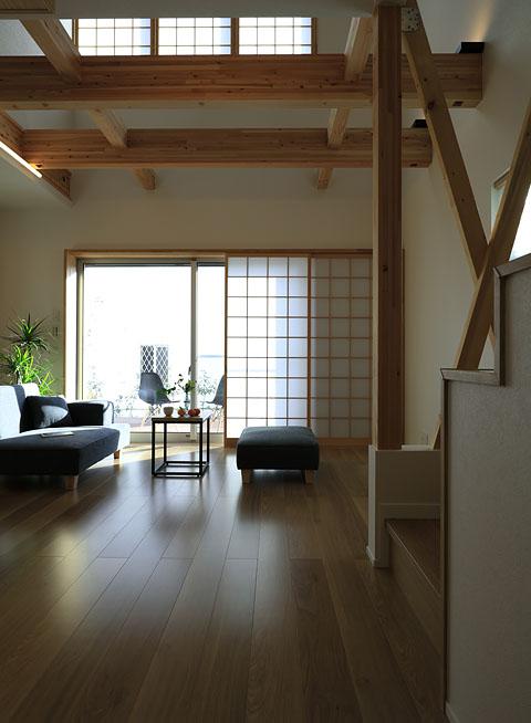 綺麗な住宅