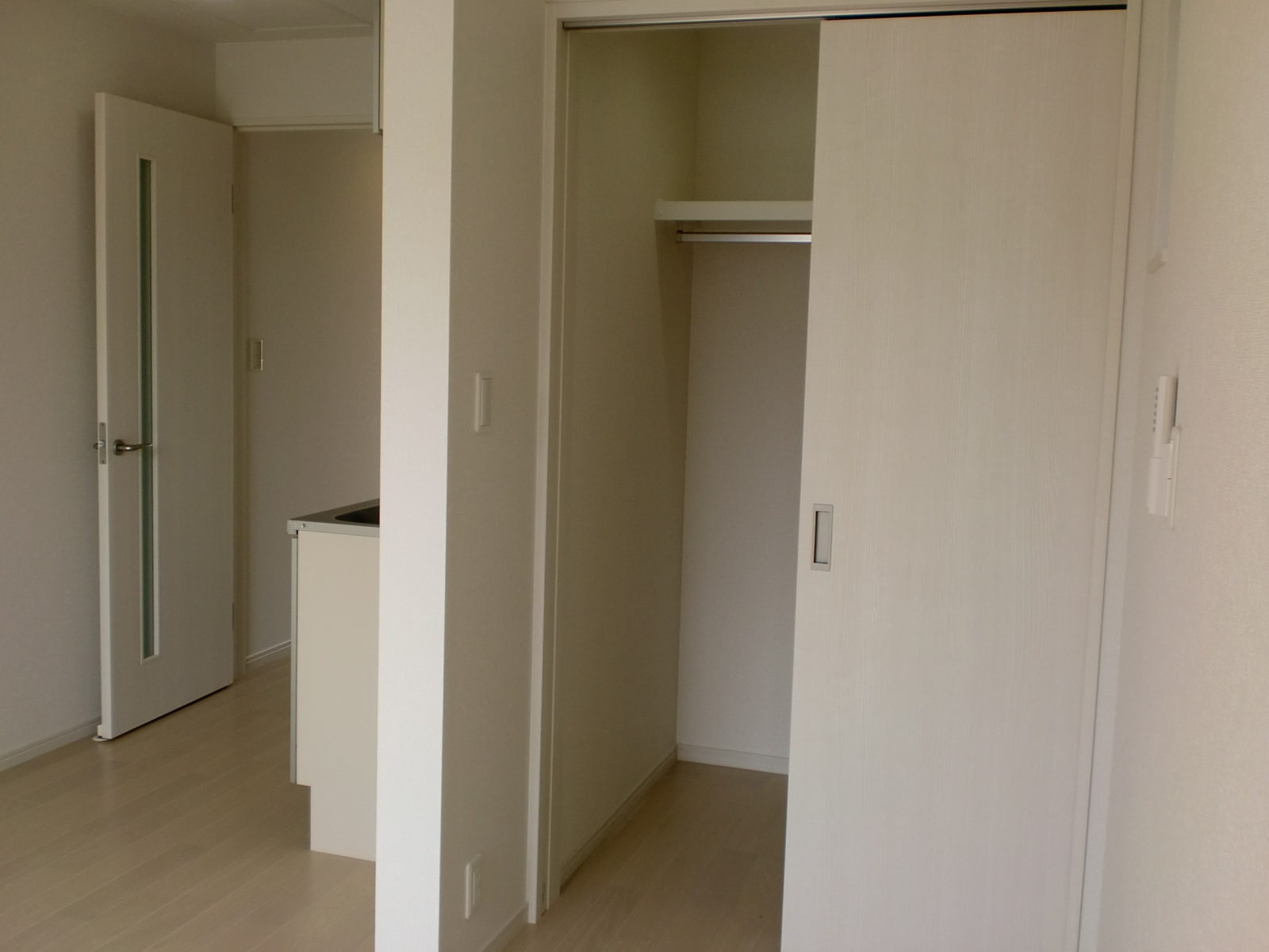 共同住宅:収納