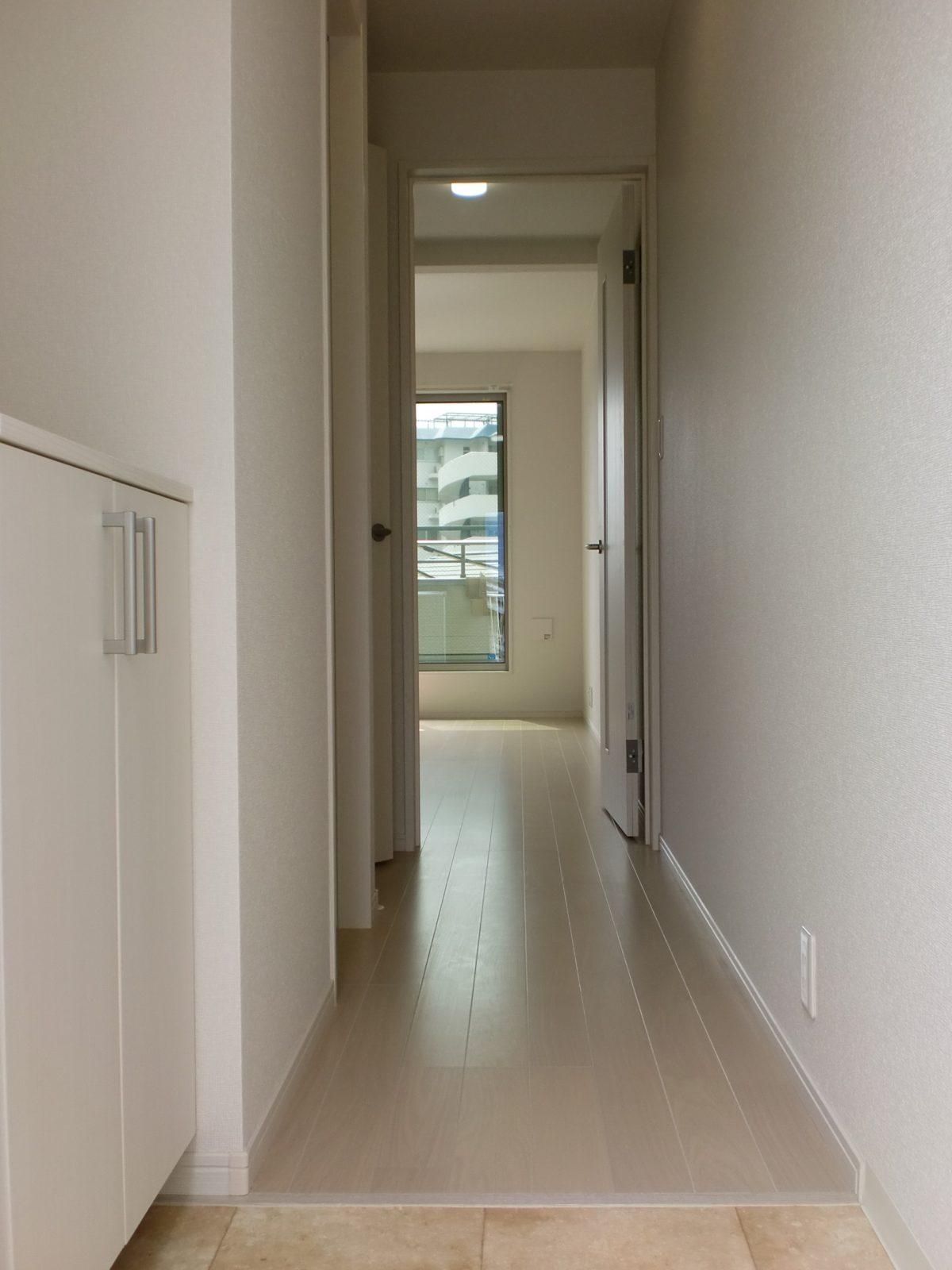 共同住宅:廊下