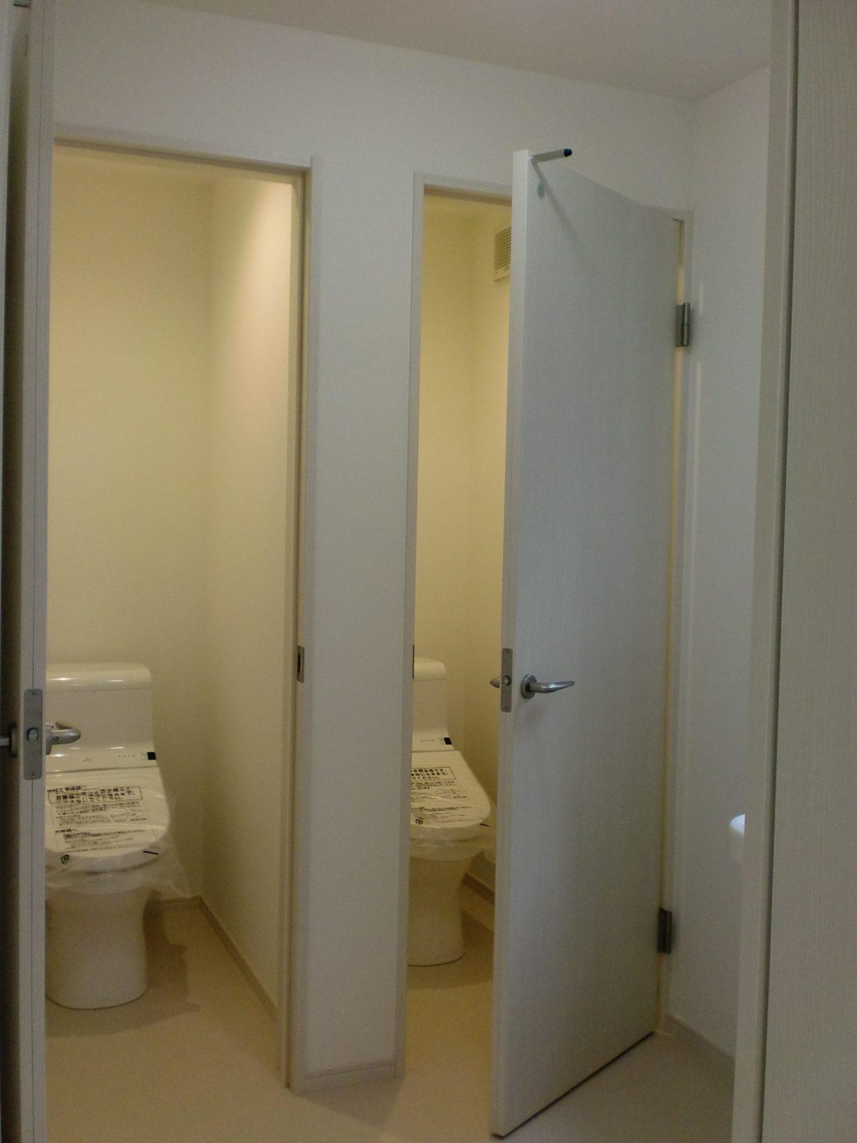 デイケア:トイレ