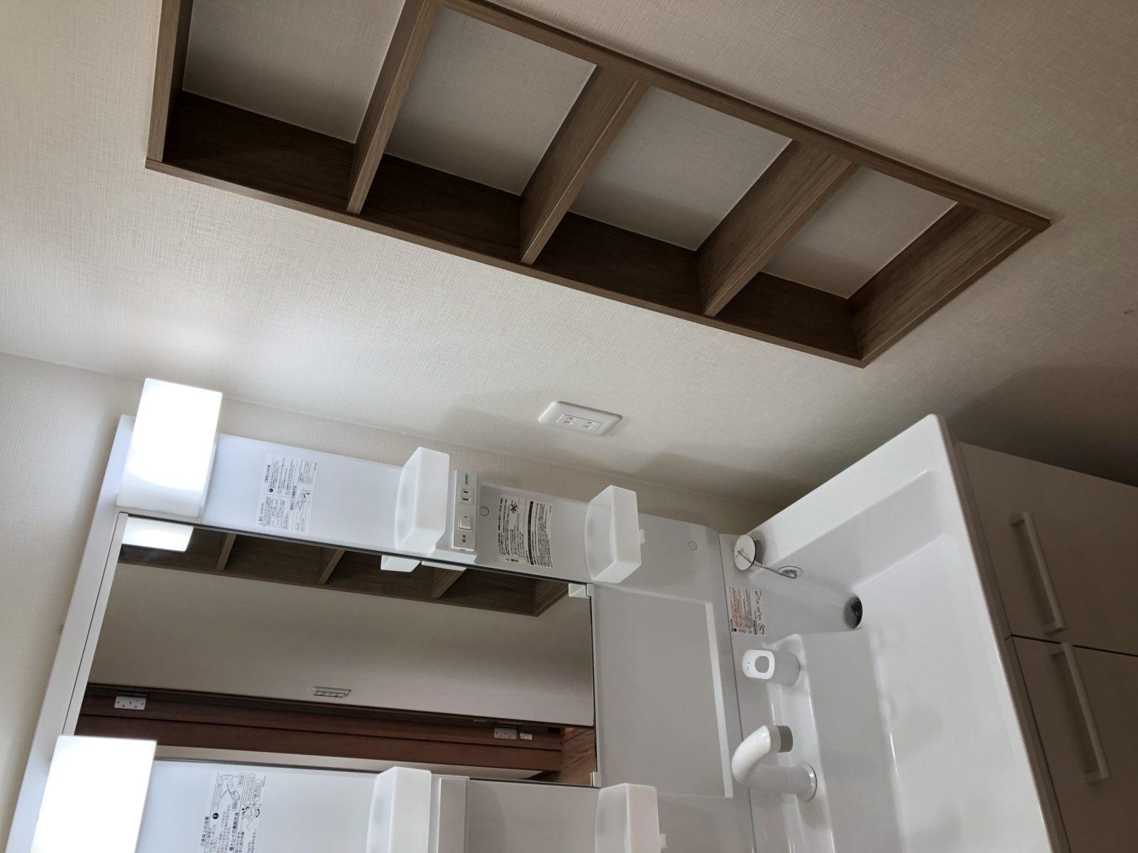2階手洗いコーナー