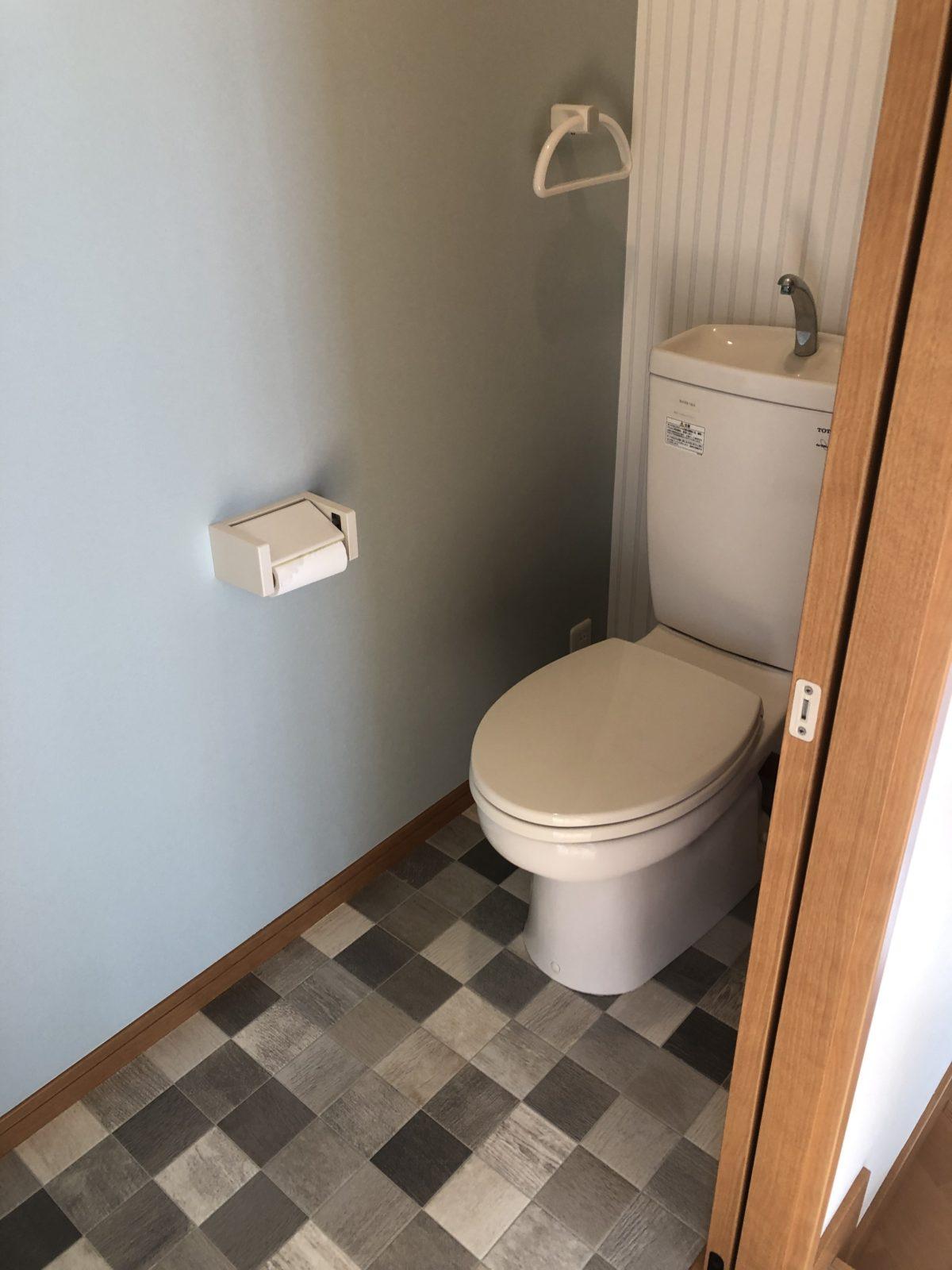 トイレ 【After】